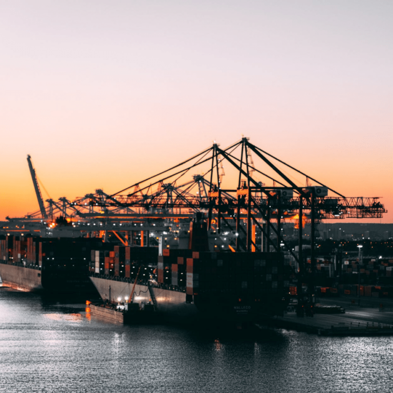 managing global supply chain risk