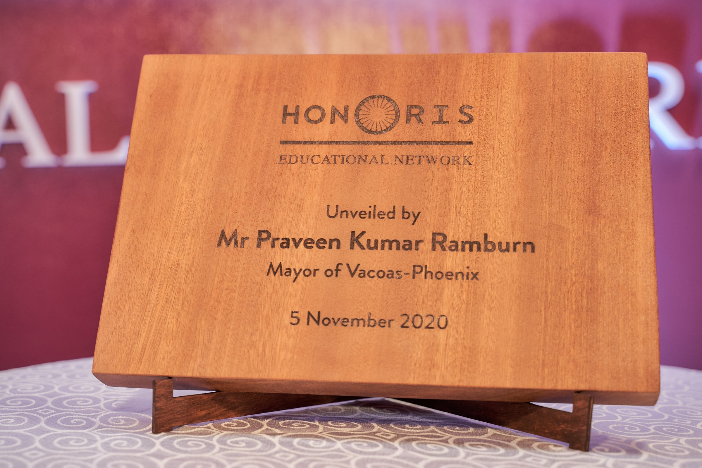 honoris educational network