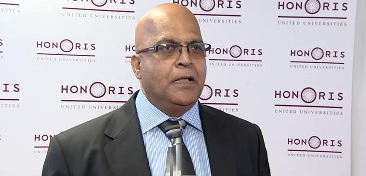 Prof Jaumally